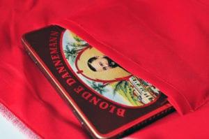 Canvas-Tasche mit Innentasche