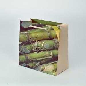 Papiertasche aus Recyclingpapier