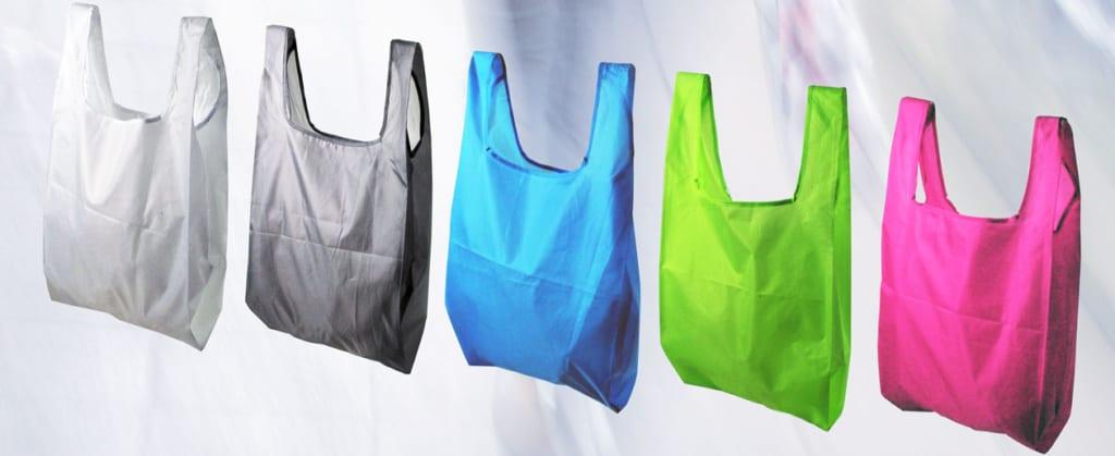 farbige Nylontaschen mit Etui aus 190 t Polyester
